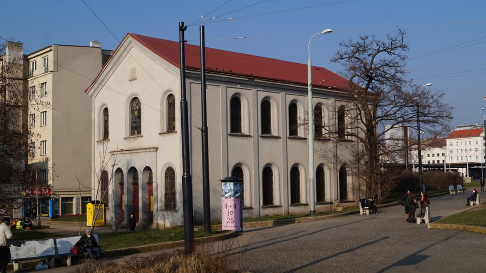 New synagogue,  Praha Libeň   Photo: Radio Prague International