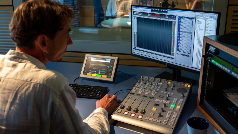 Photo: Khalil Baalbaki,  Czech Radio