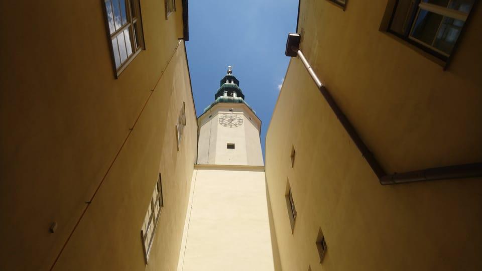 Town hall tower,  photo: Anton Kaimakov