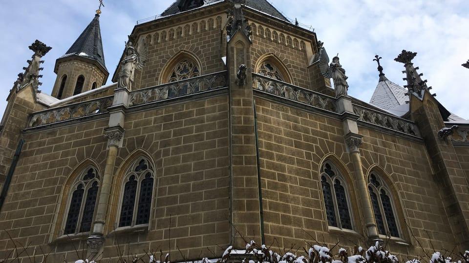 Schwarzenberg tomb,  photo:  Jan Kopřiva,  Czech Radio