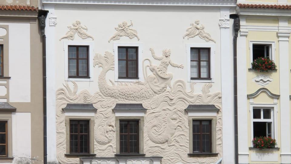 """House no. 50 """"U Jonáše"""",  photo: Kristýna Maková"""