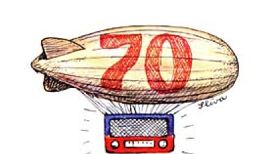 70th anniversary of Radio Prague