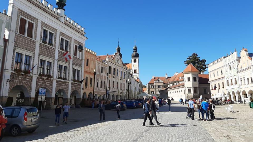 Telč,  photo: Lenka Žižková