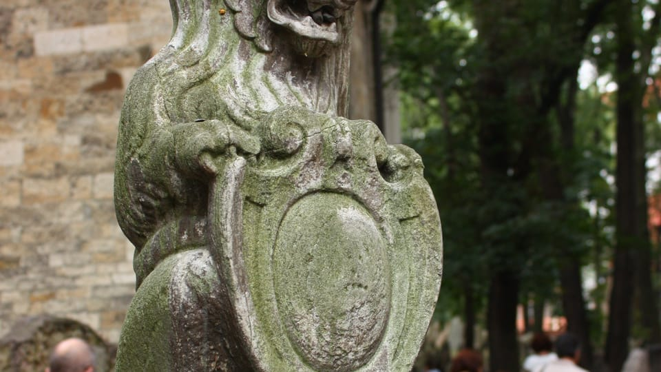Old Jewish Cemetery,  photo: Štěpánka Budková