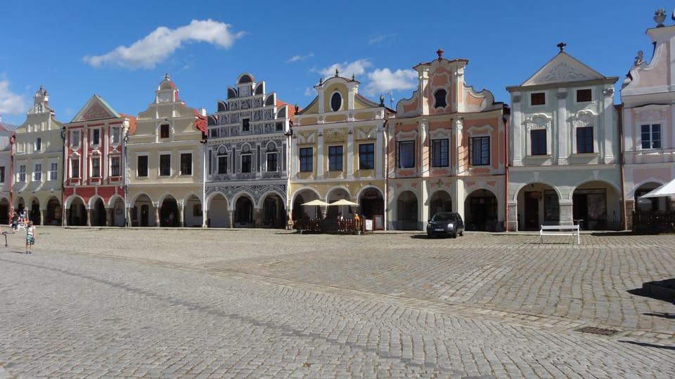Zachary of Hradec Square,  photo: Klára Stejskalová