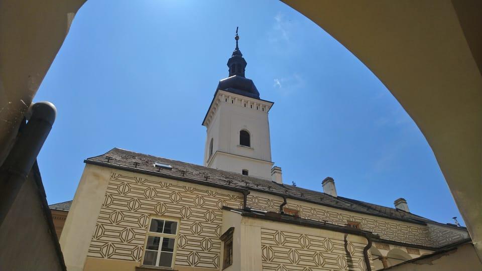 Town hall,  photo: Anton Kaimakov