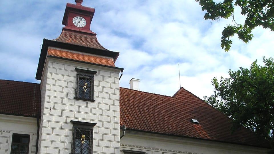 Třeboň Castle,  photo: Magdalena Kašubová