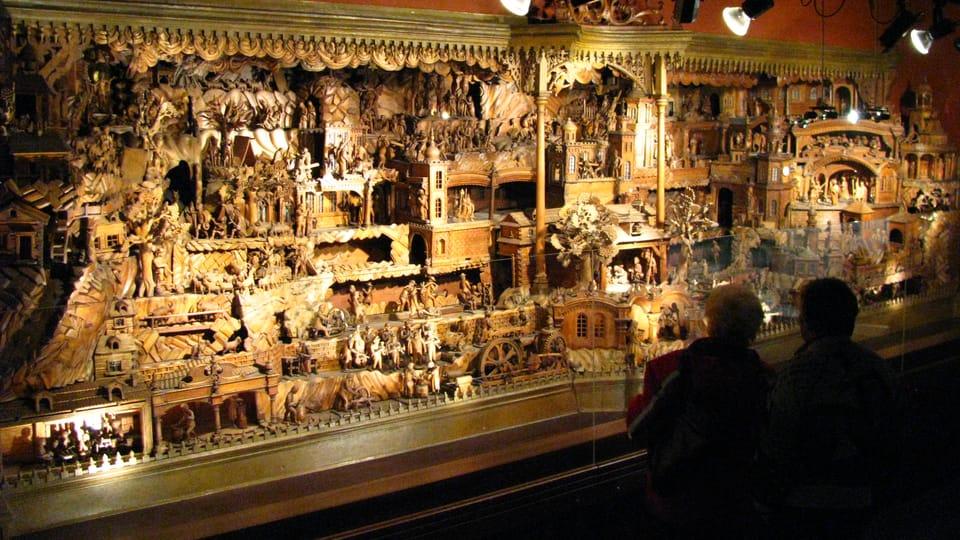 Třebechovice mechanical nativity scenes,  photo: Barbora Němcová