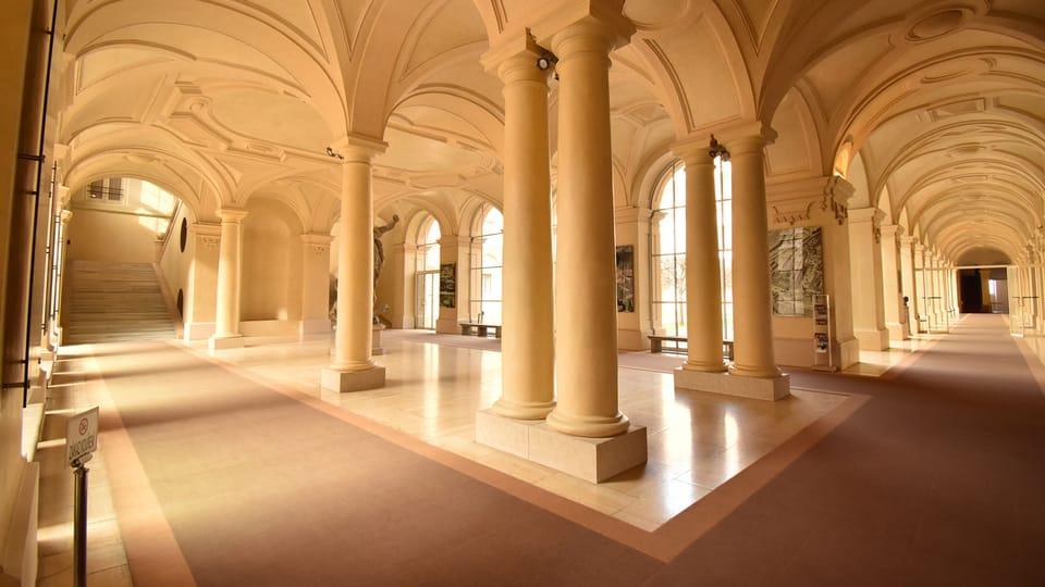 Černín Palace,  photo: Ondřej Tomšů