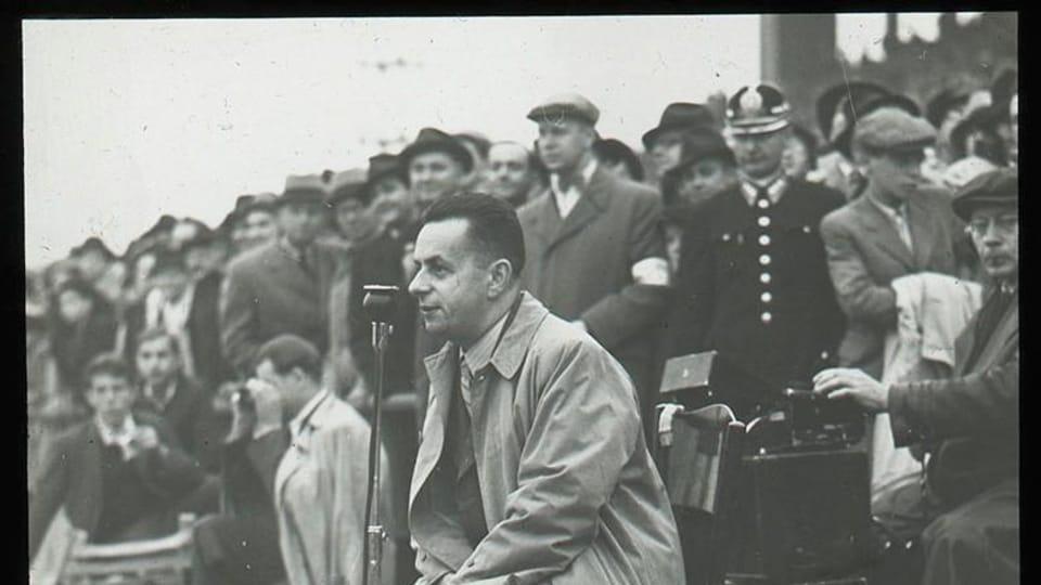 Josef Laufer,  around 1935 | Photo: e-Sbírky,  National Museum,  CC BY 4.0
