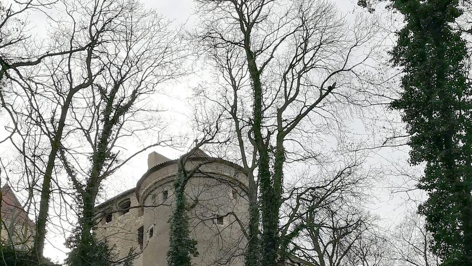 Daliborka Tower,  photo: Štěpánka Budková