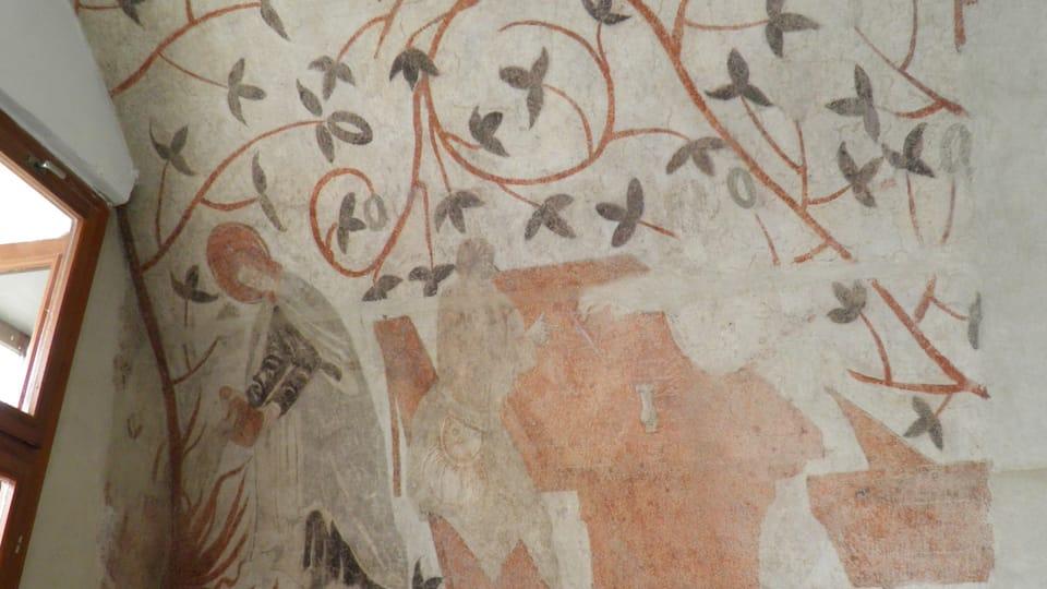 Town hall frescoes,  photo: archive of Radio Prague International