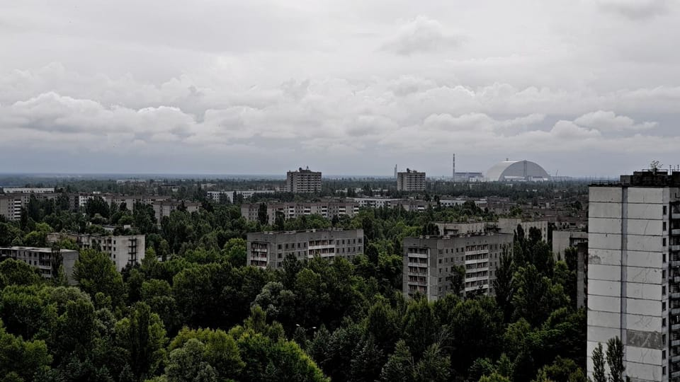 Pripyat,  photo: Michal Franc