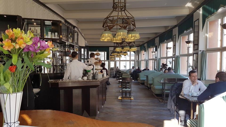 Grand Café Orient,  photo: Ondřej Tomšů