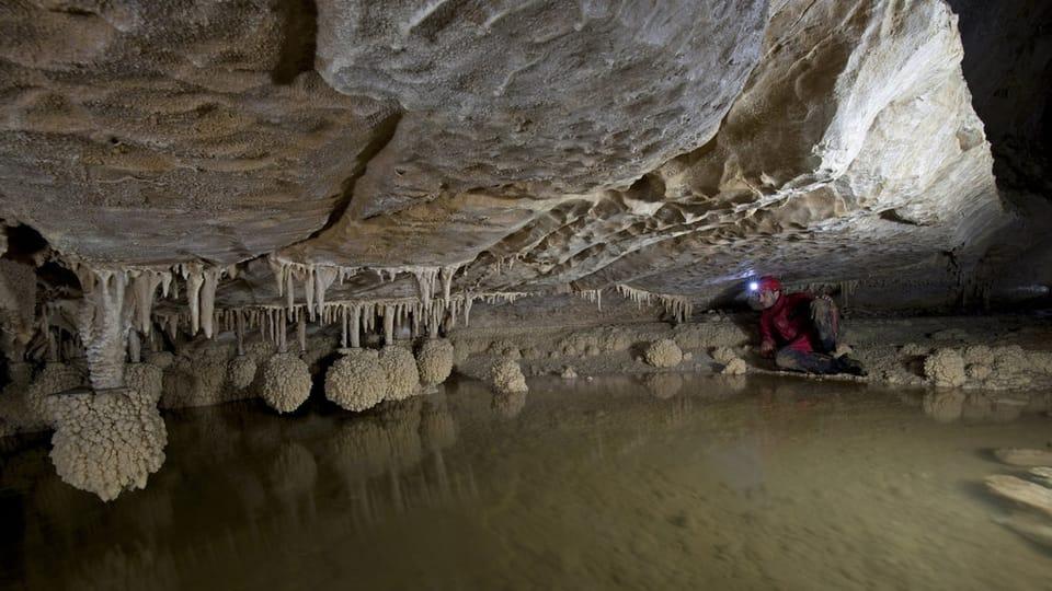 Muradi Cave,  photo: Petr Zajíček / Cave Administration of the Czech Republic