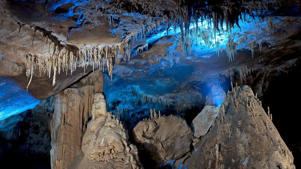Prometheus Cave,  photo: Petr Zajíček / Cave Administration of the Czech Republic