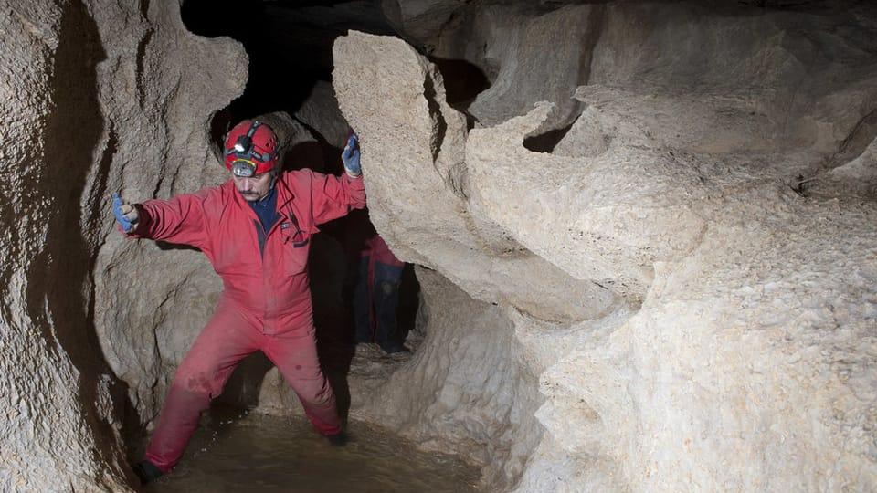 Racha Cave,  photo: Petr Zajíček / Cave Administration of the Czech Republic