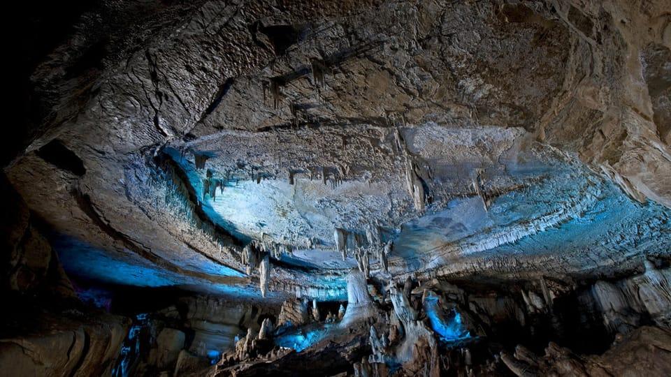 Sataplia Cave,  photo: Petr Zajíček / Cave Administration of the Czech Republic