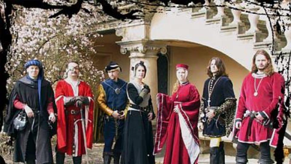 The group of Habart Maresik,  photo: www.habarti.webz.cz