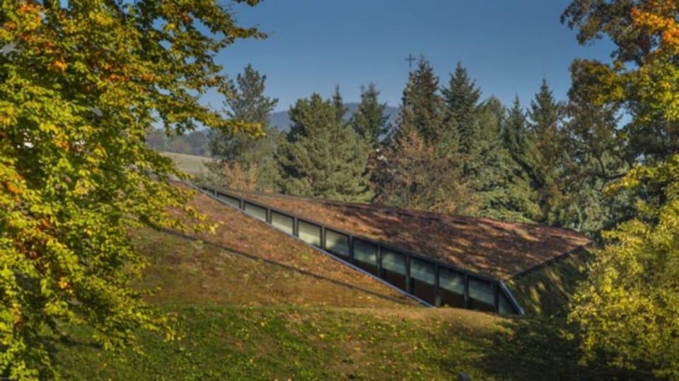 Centre for Environmental Education in Vrchlabí,  photo: Petr Hájek Architekti