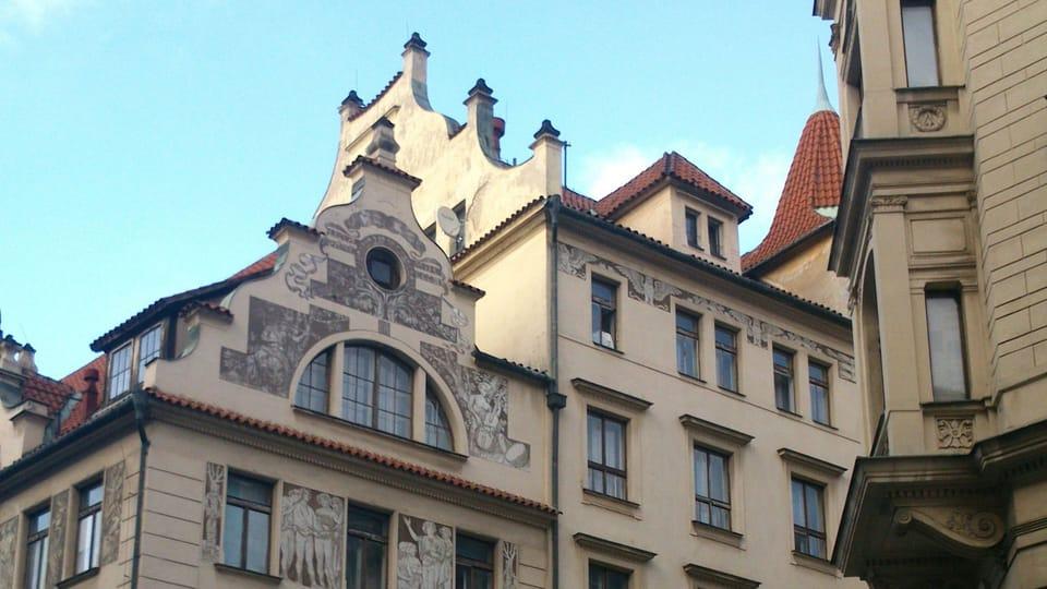 Hlávka student dormitory,  photo: limojoe,  CC BY-SA 3.0