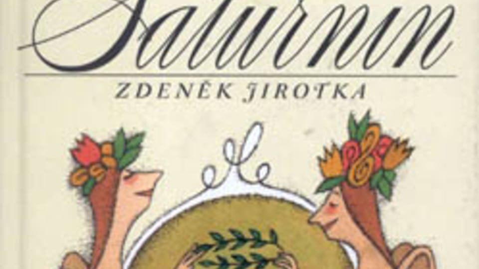 Saturnin - illustrated by Adolf Born