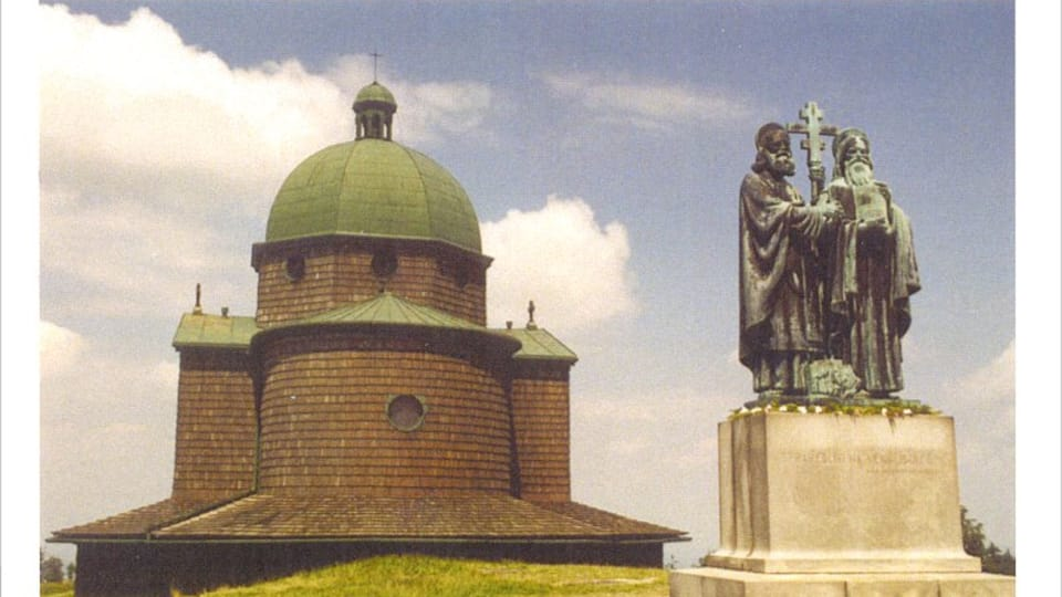 Chapel of St. Cyril and St. Methodius – Radhošť,  photo: CzechTourism