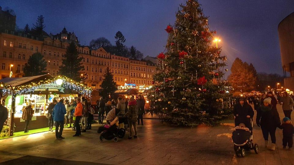 Karlovy Vary,  photo: Naďa Krásná