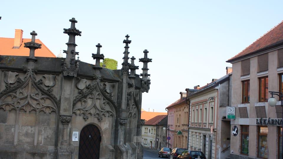 Stone Fountain,  photo: Štěpánka Budková