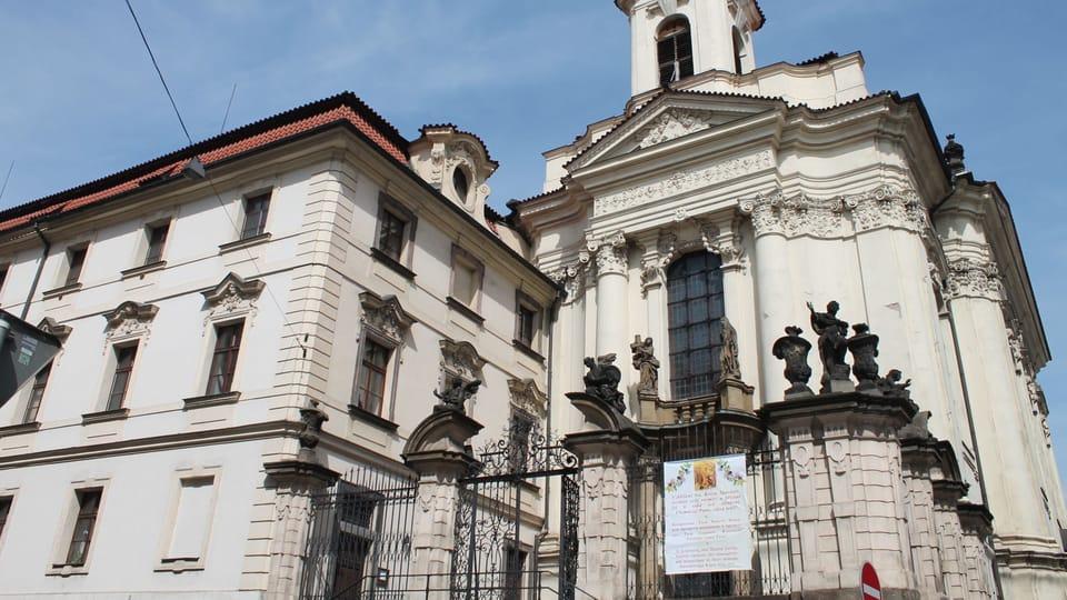 Church of Cyril and Methodius,  photo: Ondřej Tomšů