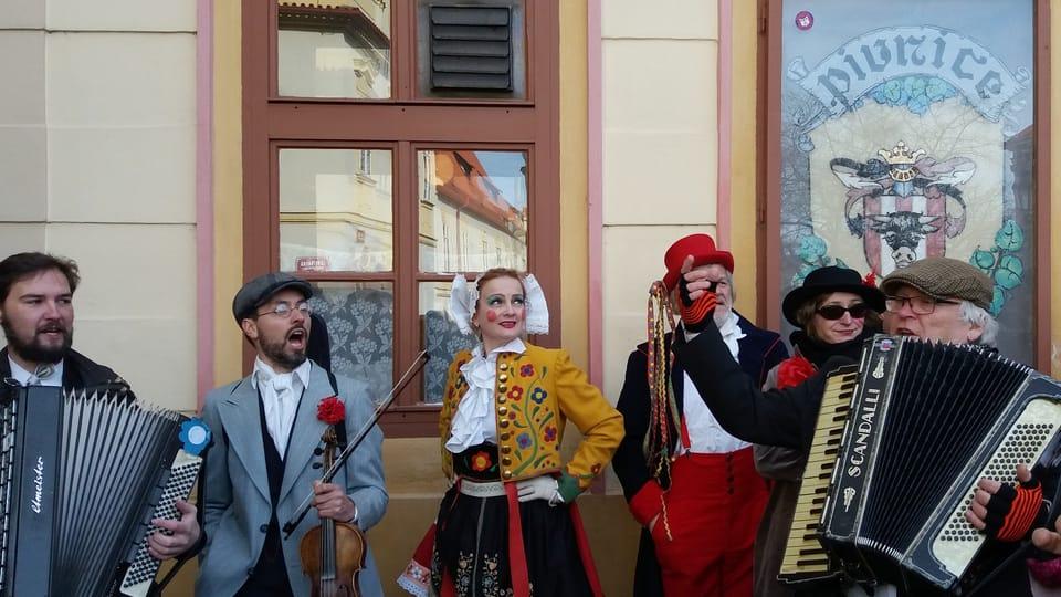 Photo: Daniela Lazarová