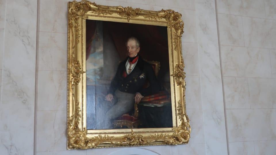 Franz Georg Karl von Metternich,  photo: Martina Schneibergová