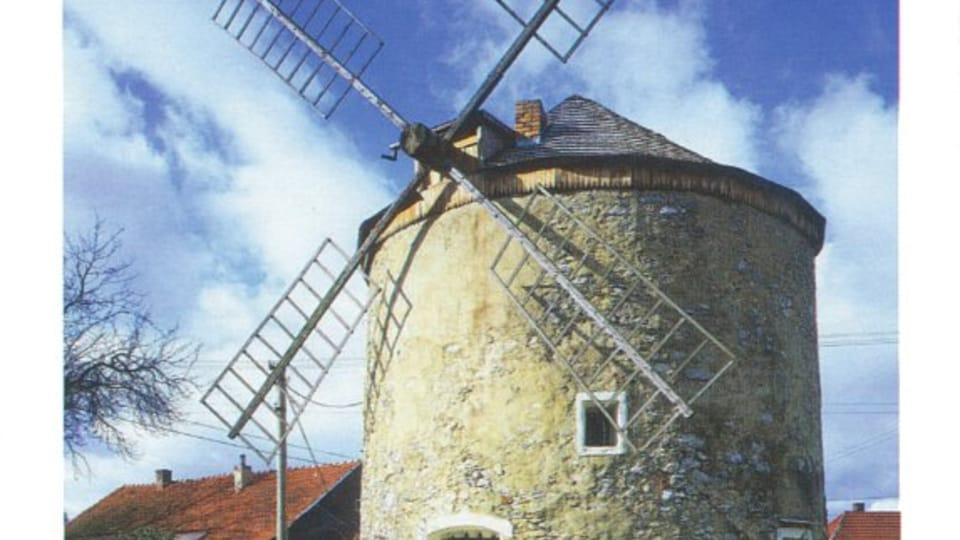 Rudice - windmill,  photo: CzechTourism