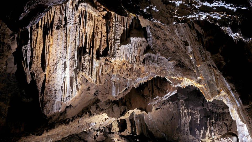 Balcarka cave,  photo: archive of Moravian Karst Administration