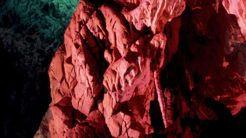 Kateřinská cave,  photo: archive of Moravian Karst Administration