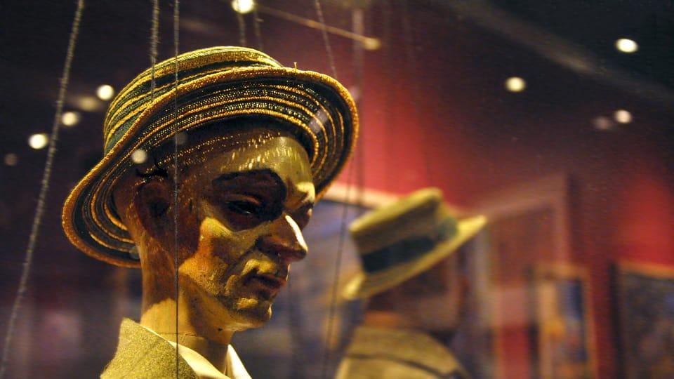 Permanent exhibiton - The Modern Czech Puppets,  photo: Marie Sieberová / Chrudim Puppetry Museum