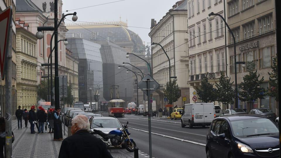 Photo: Ondřej Tomšů