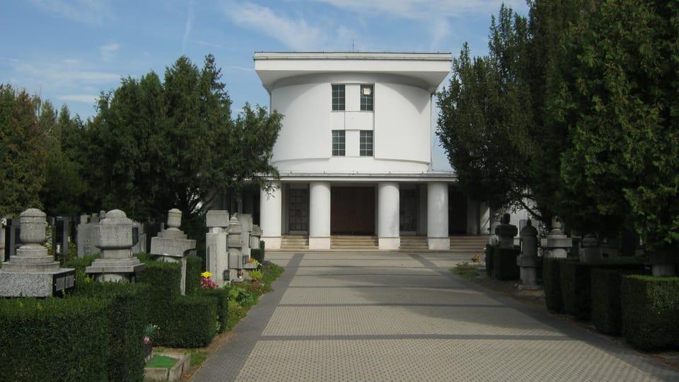 Crematorium,  photo: Dominik Jůn