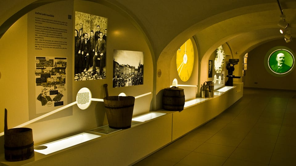 Museum AW Olomoucké tvarůžky,  photo: Vít Pohanka