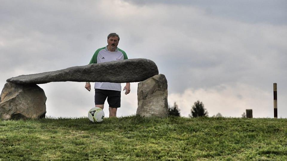Antonín Panenka,  photo: Archives of Fotbal Park Dymník