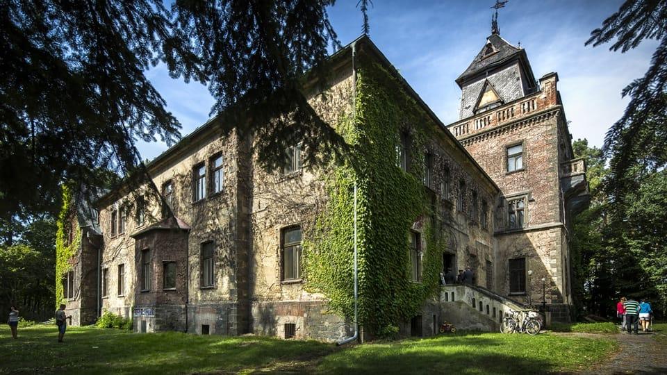 Larisch Villa in Pardubice,  photo: Tomáš Kubelka / Czech Radio