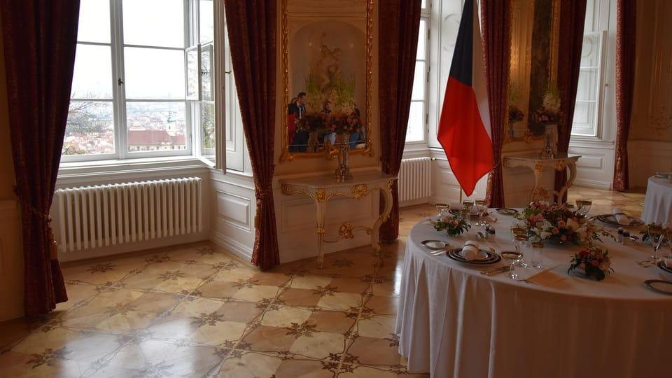 Prague Castle,  photo: Ondřej Tomšů