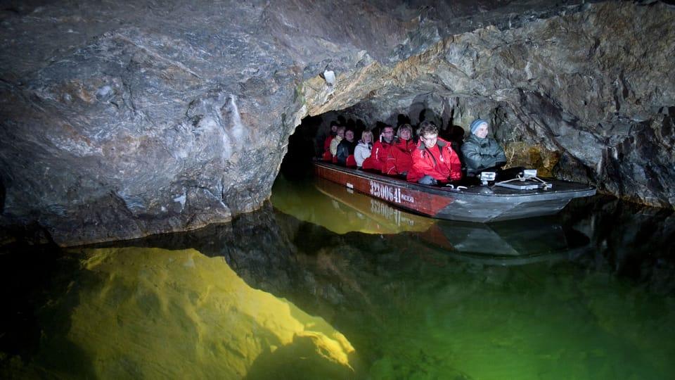 Punkevní cave,  photo: archive of Moravian Karst Administration