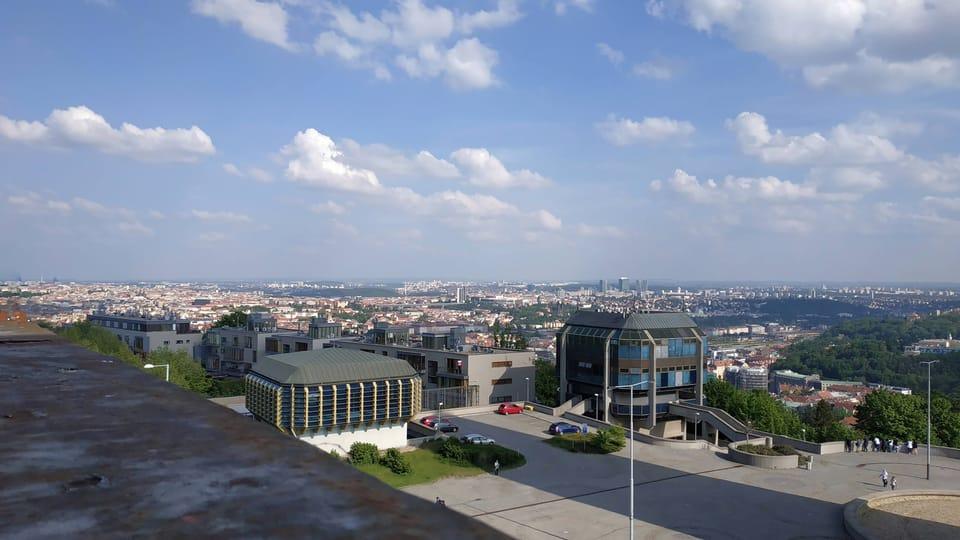 Strahov stadium,  photo: Bohumil Šimčík