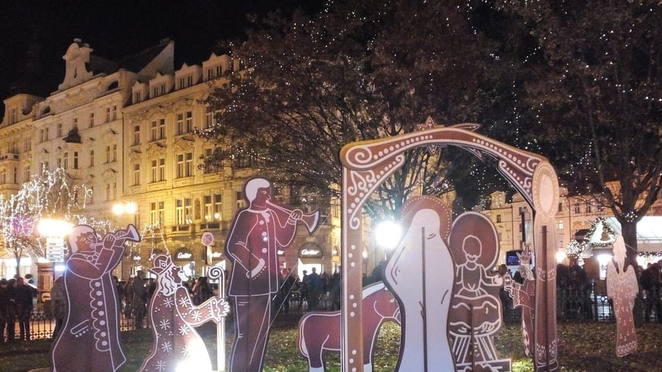 Christmas market in Old Town Square,  photo: Ekaterina Stashevska