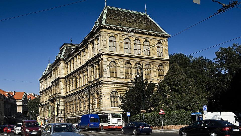 Museum of Decorative Arts,  photo: Filip Jandourek