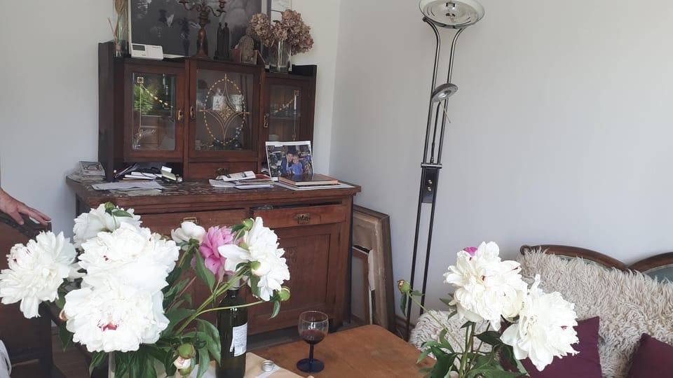 The Válová sisters' atelier,  photo: Barbora Kvapilová / Czech Radio