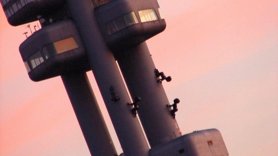 Žižkov TV tower