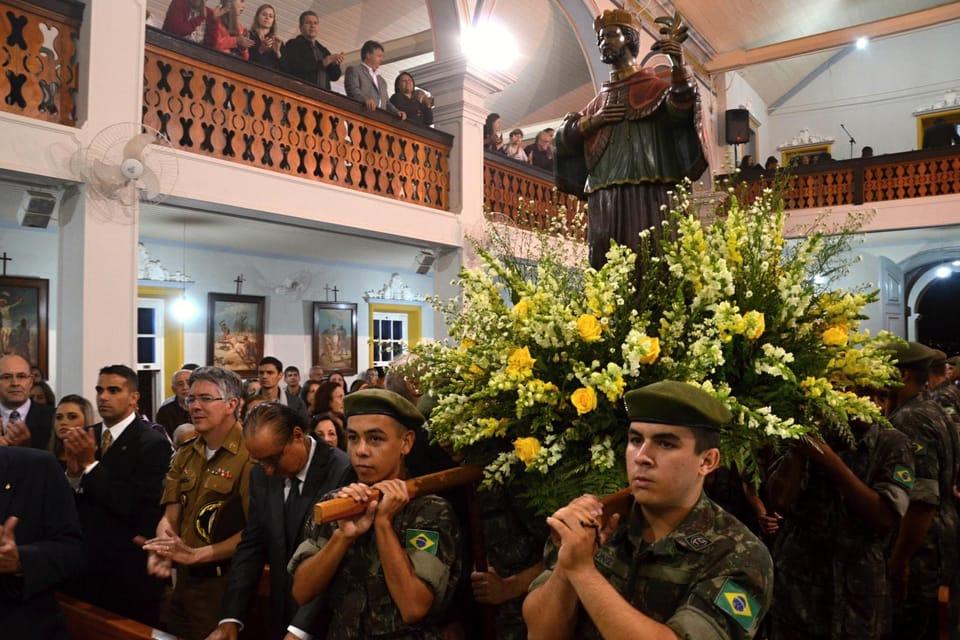 São João Nepomuceno,  Brazil | Photo: David Koubek,  Radio Prague International