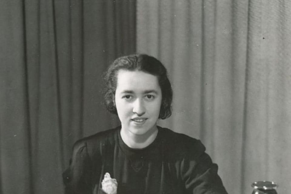 Božena Danešová | Photo: Czech Radio